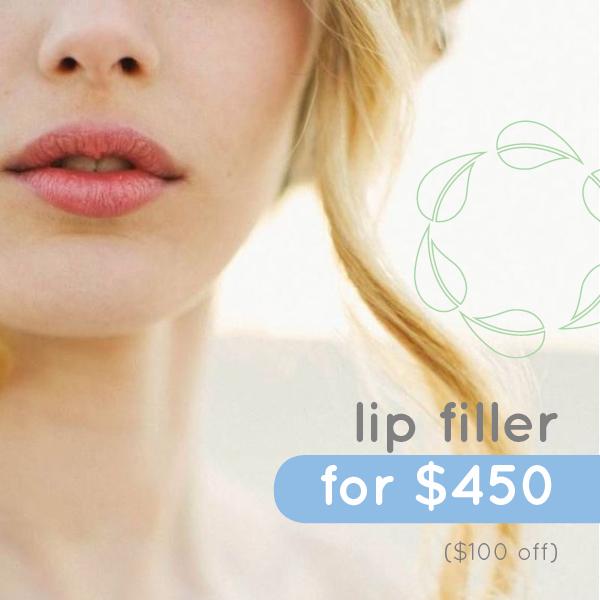 azure medical - lip filler special feb 2019
